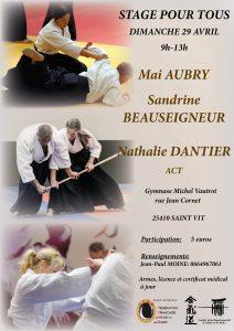 Stage pour Tous à Saint Vit @ 25410 SAINT VIT