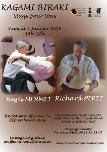 Stage Aikido pour tous à Audincourt @ COSEC des Vignolles